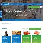 44% off Tassal Easy Bake Range 260g 3-for-$15 + 15% off Next Tuesday @ The Salmon Shop [Kew VIC]
