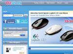 Subscriber Secret Special: Logitech LS1 Laser Mouse $9.98+shipping$5.98