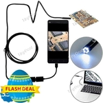 3.5m 6LED 7mm Lens IP67 USB Android Endoscope AU $14.69 (US $10.99) Shipped @ TinyDeal