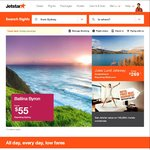 New Zealand - SYD $219.23 Return, GC $238.96 Return @ Jetstar