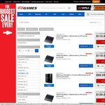 PS3 120GB Slim Console $114, 160GB $118, 320GB $128 (PREOWNED) @EB Games