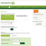 $75 Woolworths Gift Card with Woolworths Car / Home Insurance