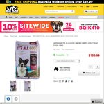 Applaws It's All Good Dog Food 15kg $96.29 Shipped @ Mypetwarehouse.com
