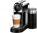 Nespresso Citiz & Milk Capsule Coffee Maker $349 + $30 GC + $70 Cashback (Stack $100 AMEX Statement Credit) @ Harvey Norman