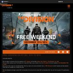 [PC] The Division - FREE This Weekend 15th-18th GMT