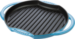Chasseur Riviera Blue Round Grill 26cm $62 Plus Shipping or Free C&C @ Peters of Kensington