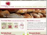 [Syd & ACT] Brasserie Bread on Masterchef; Free Artisan Bread up to $8.50 delivered