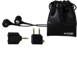 Original TDK Stereo Headphones EB120TP (with Travel Pack) $0 + Shipping (from $6) @ Expansys