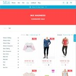 Mix Apparel - $2 Items. Free Shipping for Orders over $50. Free Returns to Any Coles