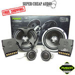 """Fusion Power Plant PP-CM650 6.5"""" Component Speakers - $99 Inc Shipping @ Super Cheap Everything on eBay"""