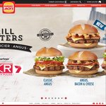 All Burgers Buy One Get One Free - Afternoons @ Hungry Jack's (St Peters, NSW)