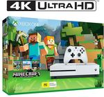 Xbox One S 500GB Console with Battlefield 1 or Xbox One S 500GB Console with Minecraft $289 @ Target