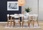 Amart Sven 7 Piece Dining Set $399 (Was $499)