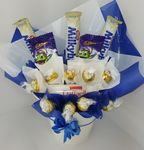 Chocolate and Candy Bouquets from $25 - $67, Shipping $16.50 VIC/NSW @ Sweet Buds