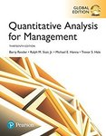 $0 eBooks: Quantitative Analysis for Management and E-Commerce 2017
