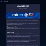 Watch Xbox E3 Press Conference on Mixer, Free Xbox E3 MixPot [Free Rare Replay, No Time to Explain + More]
