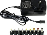 3 to 12V DC Switchable Universal Power Supply $9.90 (or 3 for $19.00) w/ Free Shipping @ Dick Smith by Kogan