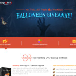 Free Download WinX DVD Copy Pro - Halloween Giveaway till Nov, 3