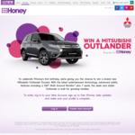 Win a Mitsubishi Outlander Worth $47,500 from Nine Network Australia