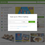 $10 off Orders over $29 for Dormant Accounts @ Groupon