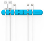 ORICO CBS7 Desktop Cable Organiser -  BLUE/ORANGE $0.99 USD (~AUD $1.26) Shipped @ Joybuy