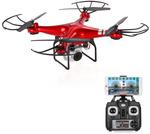 HR SH5HD 2.4g 4CH 1080P Camera Wi-Fi FPV One Key Return Drone $47.99 Delivered (~AU $60) @ Rcmoment