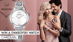 Win a Swarovski Cosmic Rock Watch Worth $449 from The Carousel