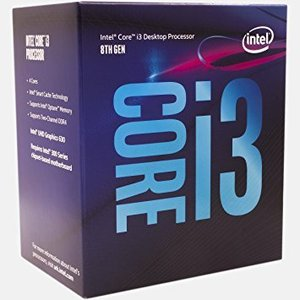 Coffee Lake Intel i3-8100 Quad Core CPU $148.80 Delivered @ Mediaformcomputer eBay