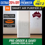 [Pre-Order] Xiaomi Mi Smart Air Purifier 2: $167.20 Delivered @ Mytopia on eBay