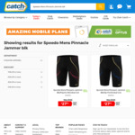 Speedo Swimming Jammers $27.90 Delivered @ Catch