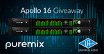 Win a Universal Audio Apollo 16 x2 from Puremix