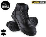 Steel Cap Workboots $29.99 @ ALDI