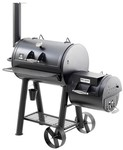Hark Chubby Offset Smoker (RRP $999) + Charmate Digital Thermometer (RRP $29.99) $799.20 (C&C) @ Outdoors Domain
