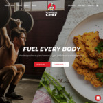 $10 off Orders @ My Muscle Chef (New and Existing Customers)