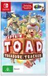 Captain Toad Treasure Tracker Switch/3DS $49 @ Big W