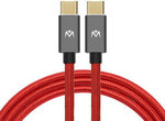 MantisTek T2 USB-C to USB-C 3A Quick Charge Sync Data Cable 1M AU $4.58 / 1.8M AU $6.11 @ Banggood