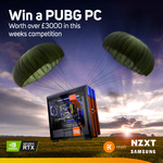 Win a PUBG Gaming PC Worth over $5,400 from Scan