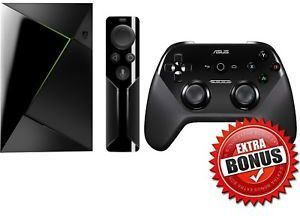 Nvidia Shield TV Box Including Asus Controller $228