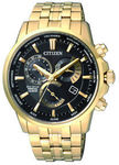 Citizen Mens Gold Stainless Steel Eco-Drive Perpetual Eco-Drive BL8142-84E $247.50 Delivered @ Citizen Watches Australia eBay