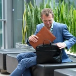 Win a Toffee Macquarie Street Briefcase Worth $349 from Toffee Cases