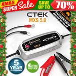 CTEK MXS 5.0 Battery Charger $95.20 Delivered @ Mytopia eBay