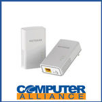 NetGear PL1000 Powerline Adapter Kit (AV1000) $69 + Shipping (Free Shipping with eBay Plus) @ Computer Alliance eBay
