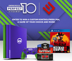 Win a Colorware Customised PS4 Pro Bundle Worth Over $600 or 1 of 2 KontrolFreek Prize Packs from tripleWRECK