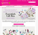 Free Essentials Hair Care Gift Box Worth $40+ (2 Choices) with $39 Spend on Hair Care Products from Selected Brands @ Priceline