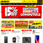 [NSW] Apple Watch 3 / Samsung Watch / Dyson V7 When Port to Telstra $65/Mth, 60GB (12mth) Mobile Plan @ JB Hi-Fi (Top Ryde)