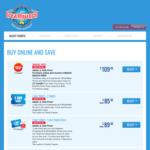 15% off Dreamworld Admission Tickets (Stacks with Current Adults at Kids Prices Offer)
