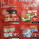 [VIC] Shapes 160g-290g $1.60, Sara Lee Ice Cream 1 Litre $4.50 @ Leo's Fine Food & Wine
