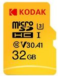 Kodak U3 A1 V30 Micro SD Card 100MB/s 256GB US$37.95/A$55, FK-D009 433Mhz Wireless Solar Doorbell AU$22.79 Shipped+More@GearVita