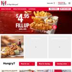 [WA] 15 Pieces Original Recipe $15 @ KFC via App