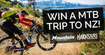 Win a Mountain Biking Experience in New Zealand for 2 Worth $5,260 from MTB Direct